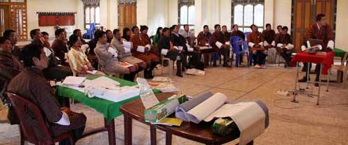 Participants of the Training