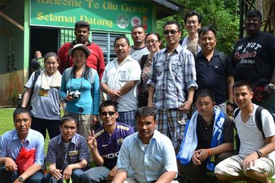 malaysia study tour2011