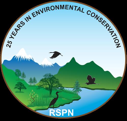 rspn 25yrs logo
