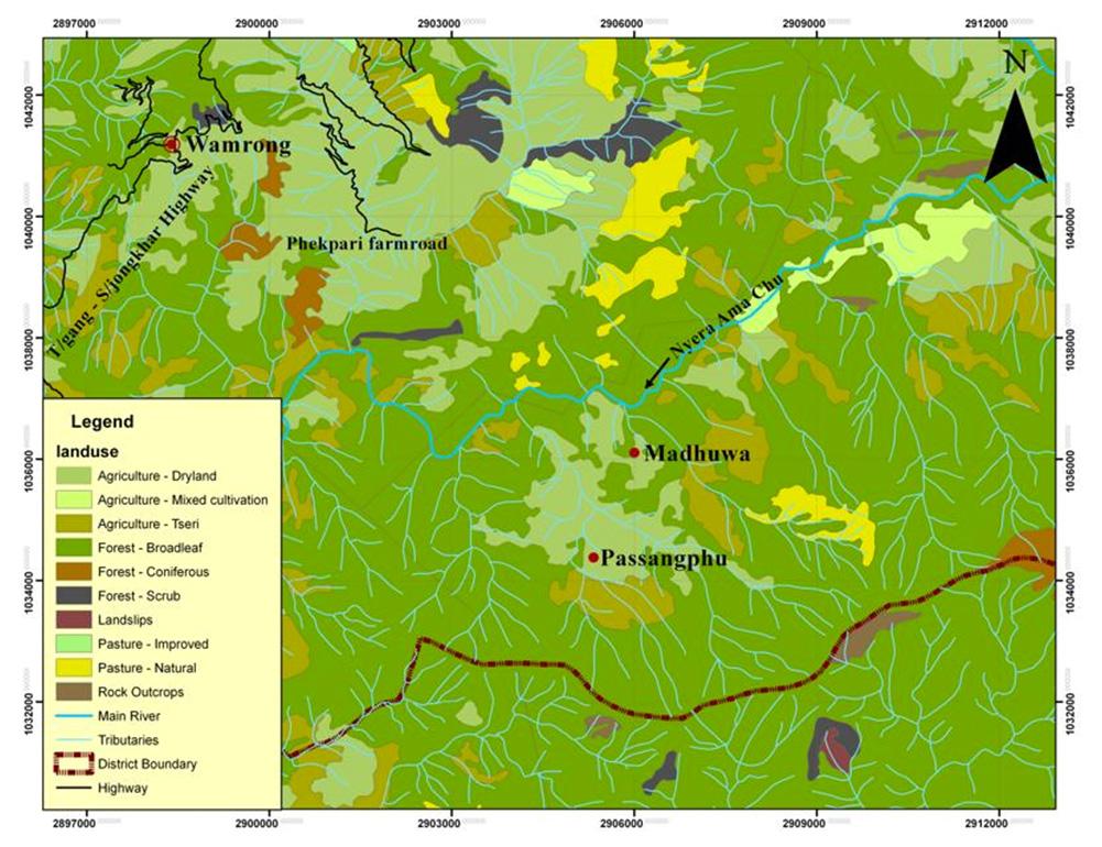 hwc project site map2012