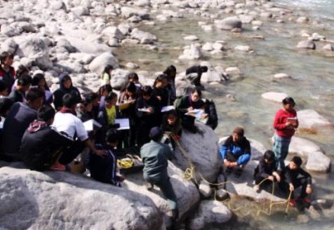 nature camp jan2013