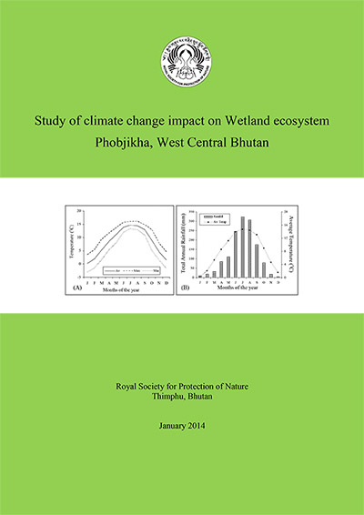 Climate-Change-Impact-on-Wetland Phobjikha_RSPN_2014-1